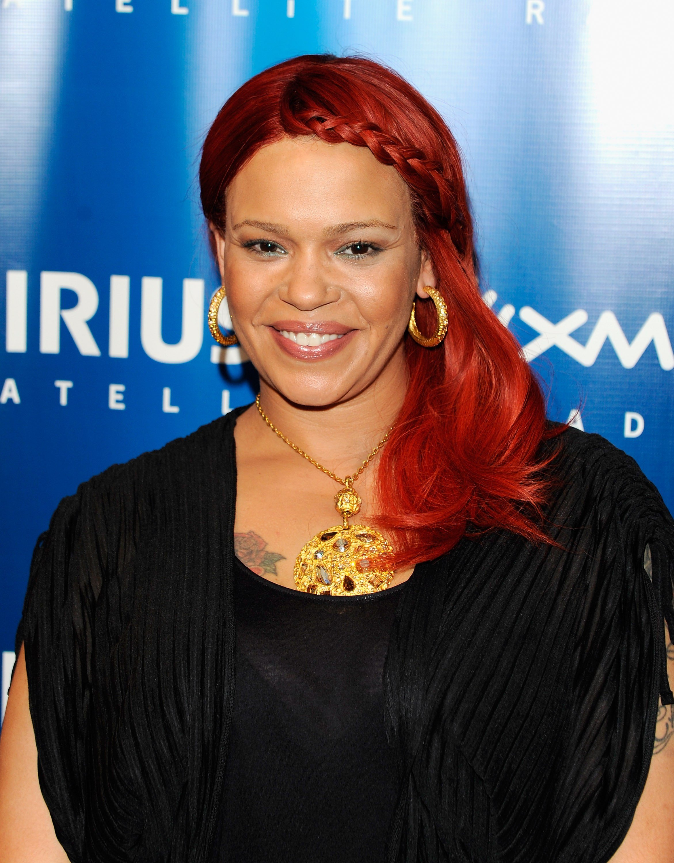 The Best Black Celebs With Red Hair Essence Pictures