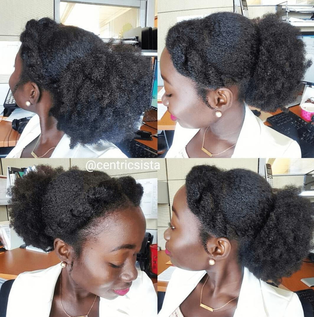 The Best Easy Hairstyles For 4C Hair Essence Pictures