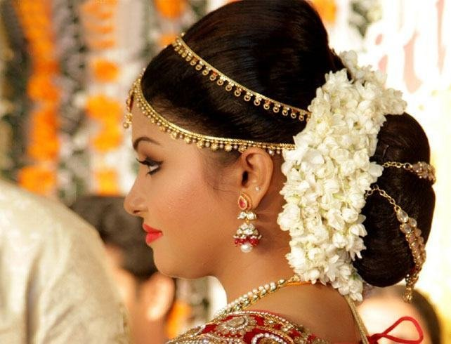 The Best Reception Hairstyles How To Nail Your Wedding Look Pictures