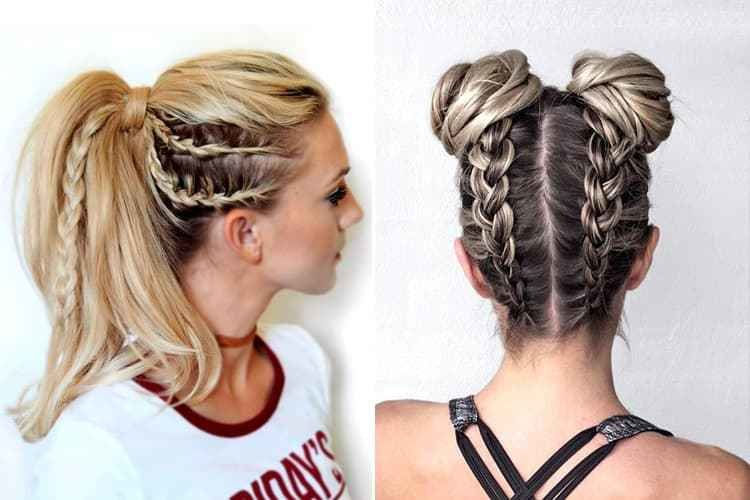 The Best 15 Sporty Hairstyles That Will Make You Stand Out Pictures