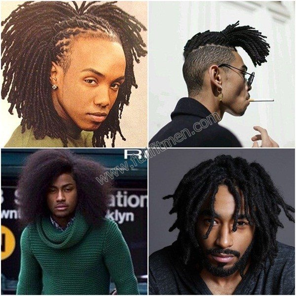 The Best 100 Comfortable And Stylish Long Hairstyles For Black Men Pictures