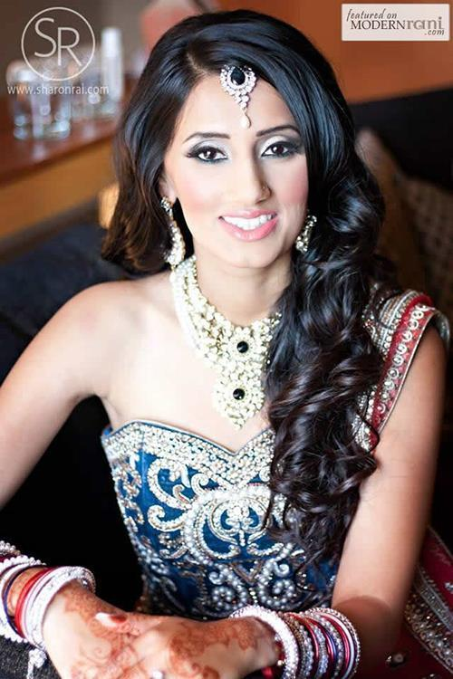 The Best 20 Gorgeous Indian Wedding Hairstyle Ideas Pictures