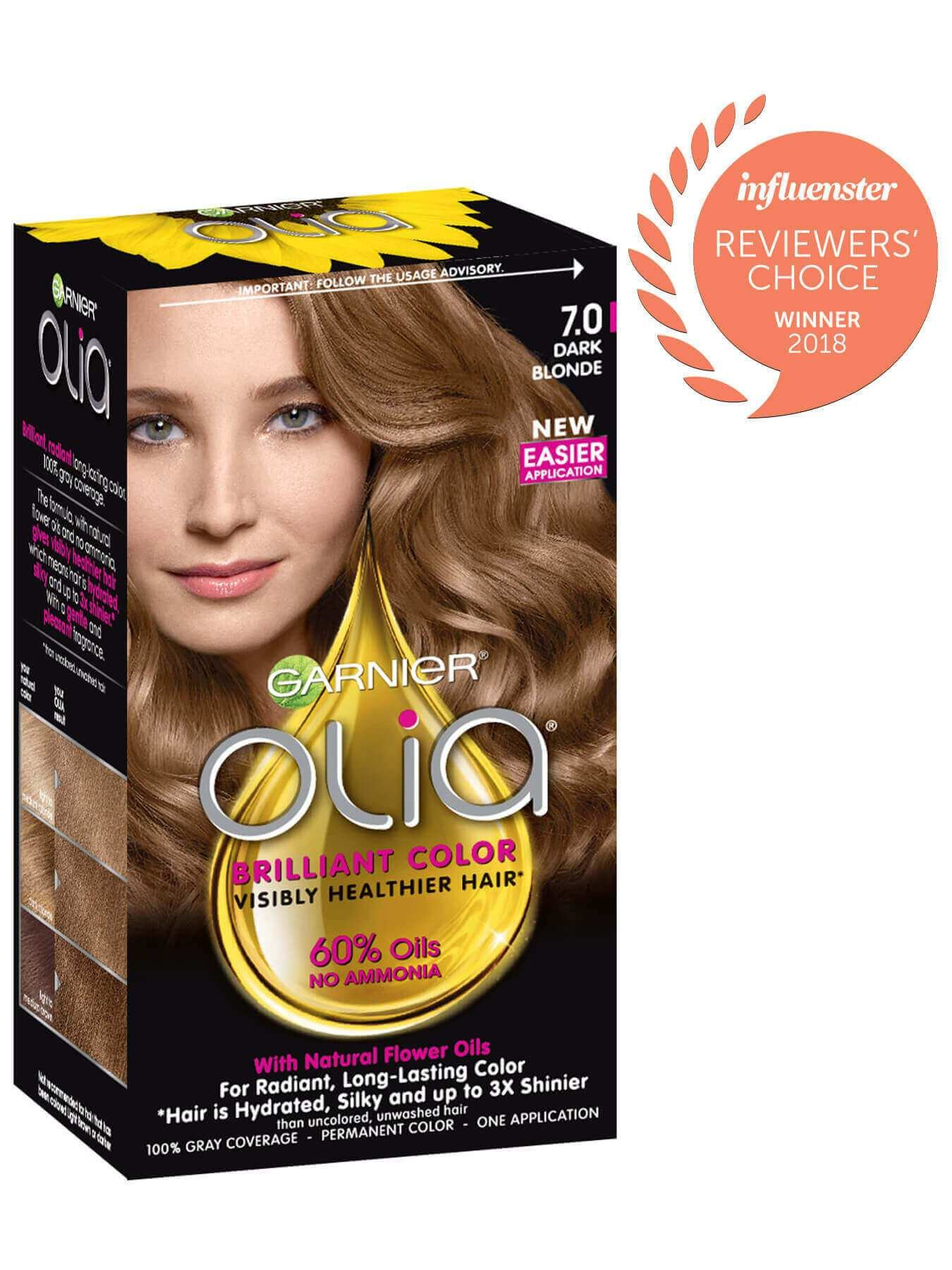 The Best Olia Ammonia Free Permanent Hair Color Dark Blonde Pictures