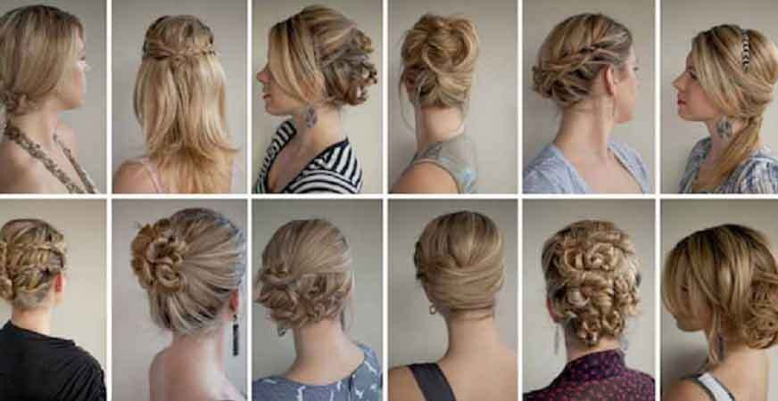 The Best 25 Easy Hairstyles For Long Hair Weetnow Pictures