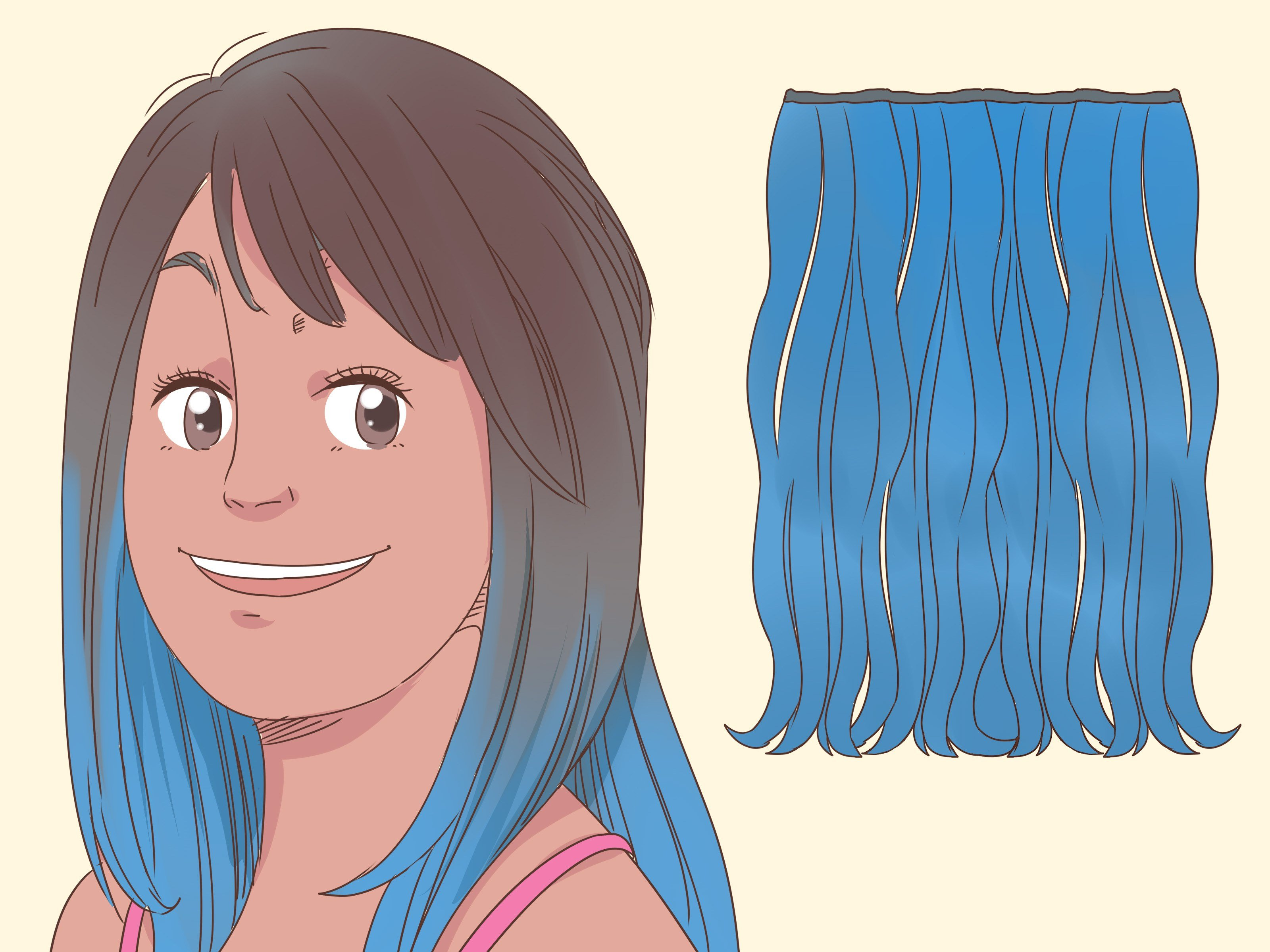 The Best 3 Easy Ways To Color Your Hair Without Using Hair Dye Pictures