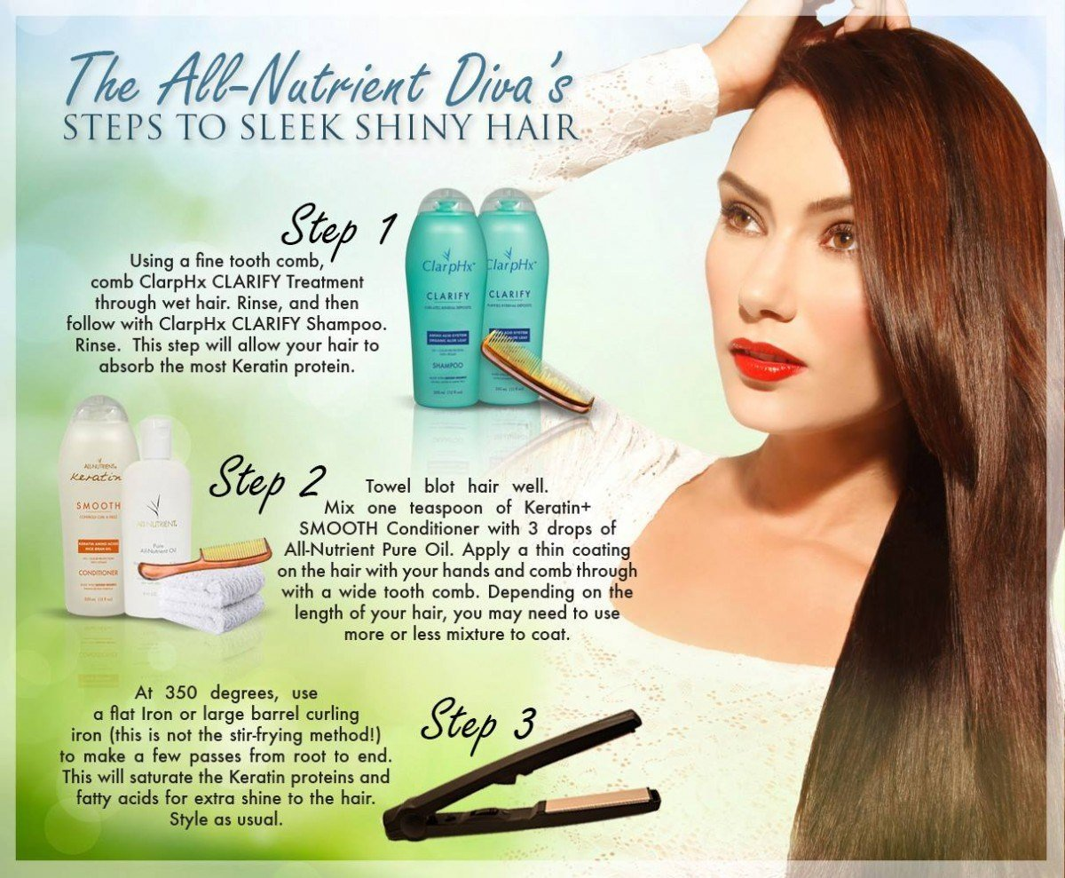 The Best All Nutrient S Fix For Dull Hair Hair S The Bling Pictures