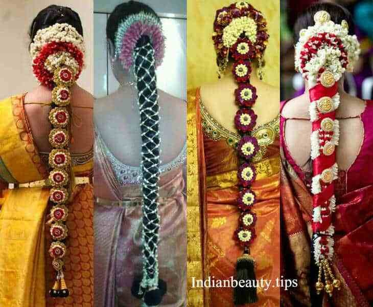 The Best 20 Gorgeous South Indian Wedding Hairstyles Indian Pictures