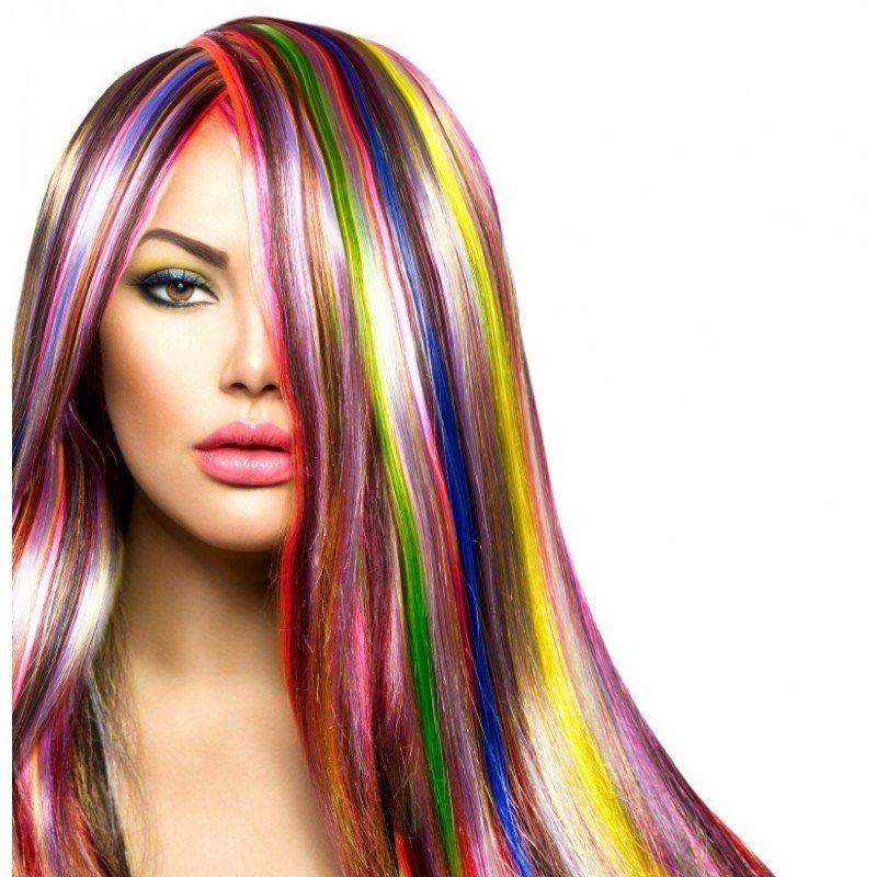 The Best Color Temporary Hair Dye Non Toxic Hair Chalk 1561 Pictures