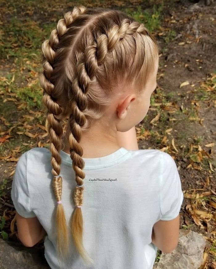 The Best 1001 Ideas For Beautiful And Easy Little Girl Hairstyles Pictures