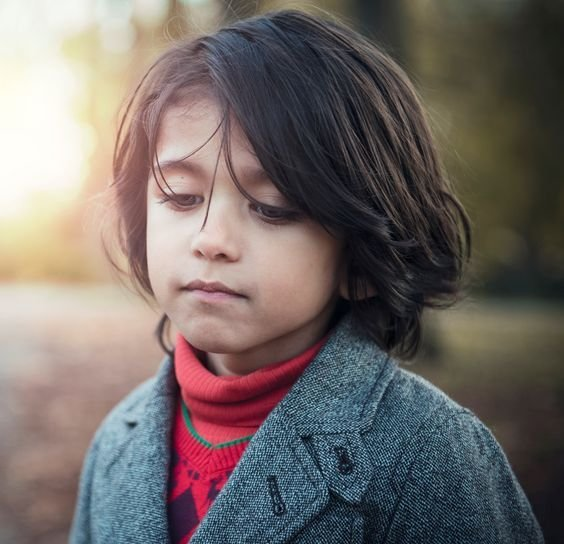 The Best Boys Hairstyles 20 Cool Hairstyles For Kids With Long Pictures