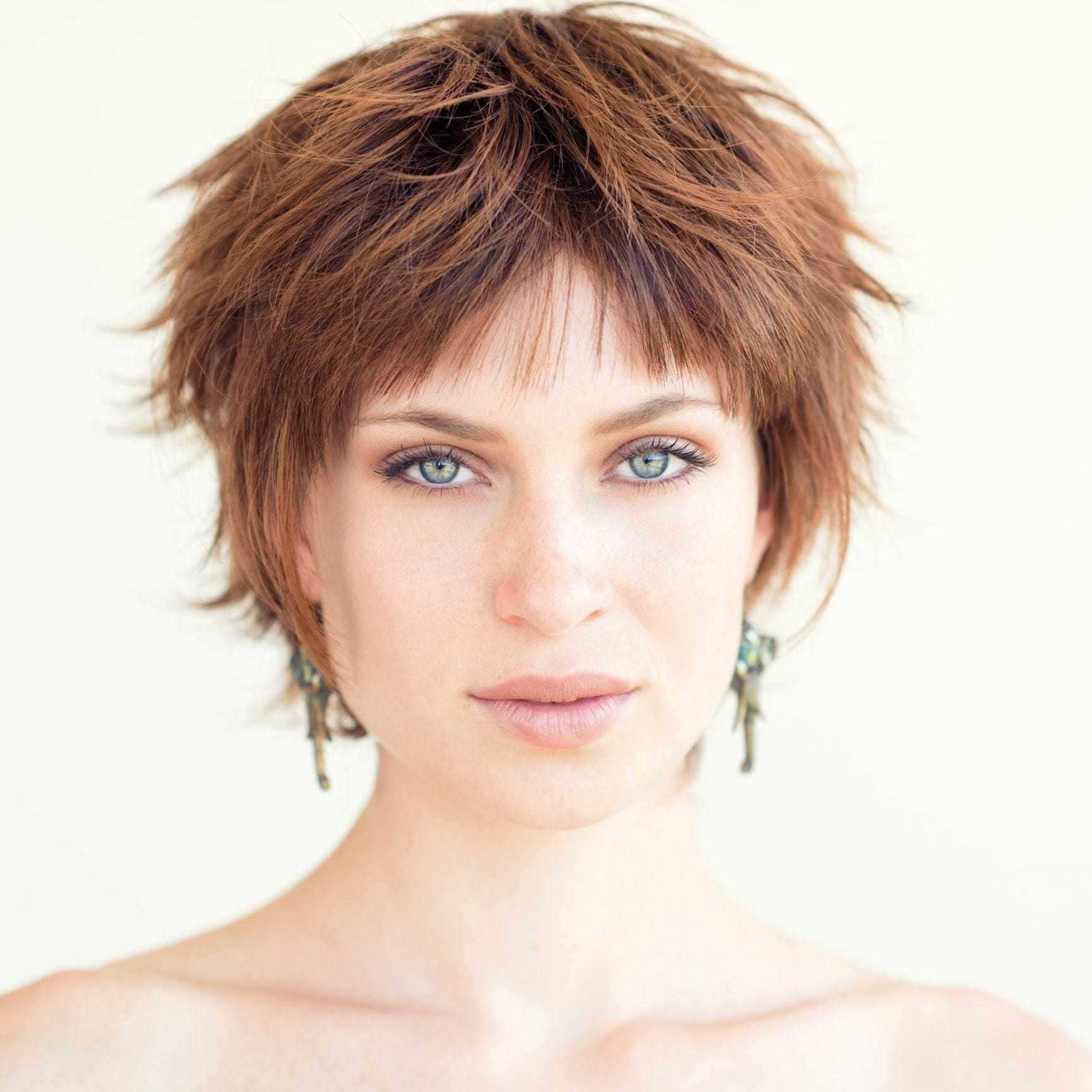 The Best Short Funky Hairstyles 6 Quirky Looks To Love Right Now Pictures