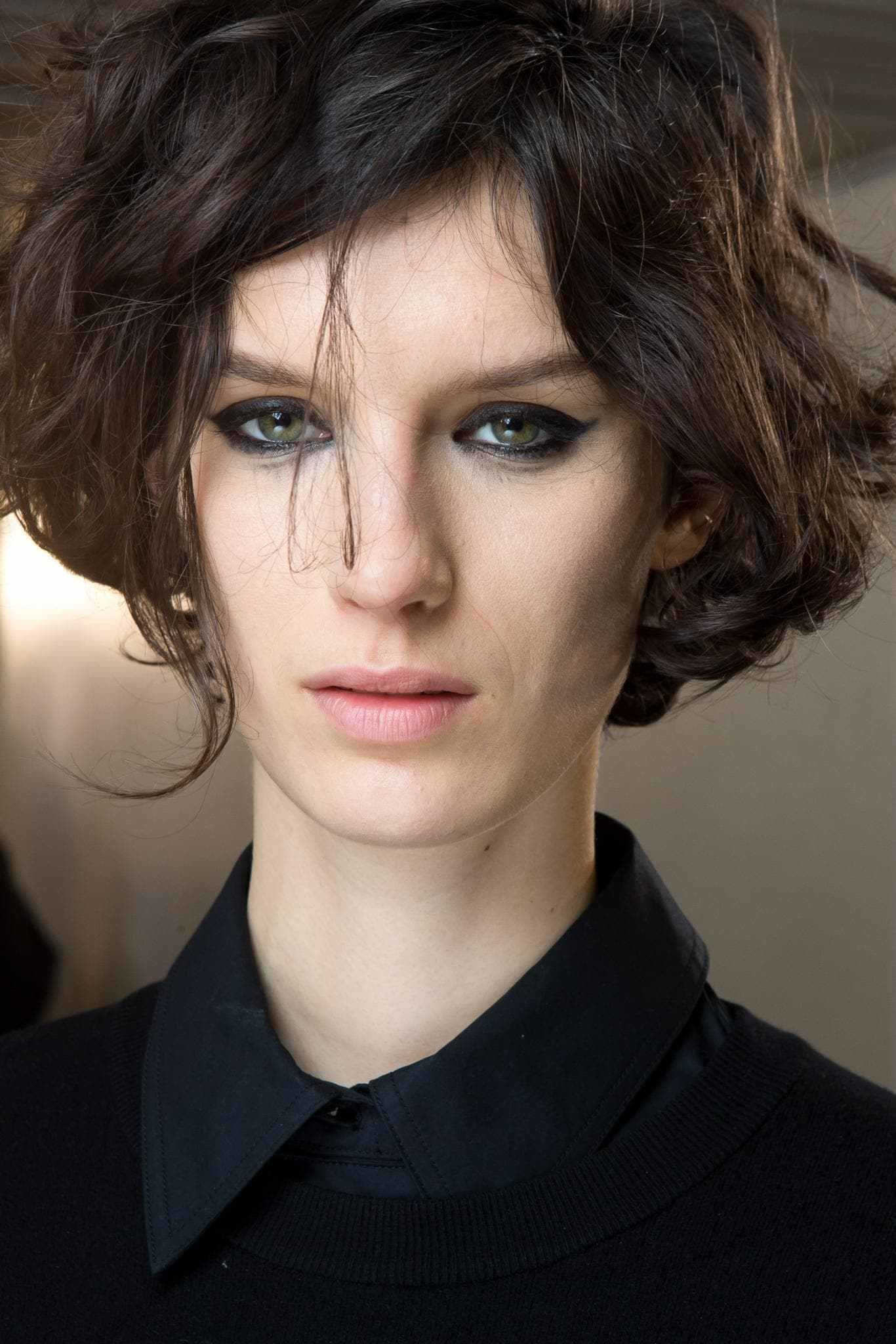 The Best Tousled Short Hair Get The Runway Look On Any Hair Type Pictures