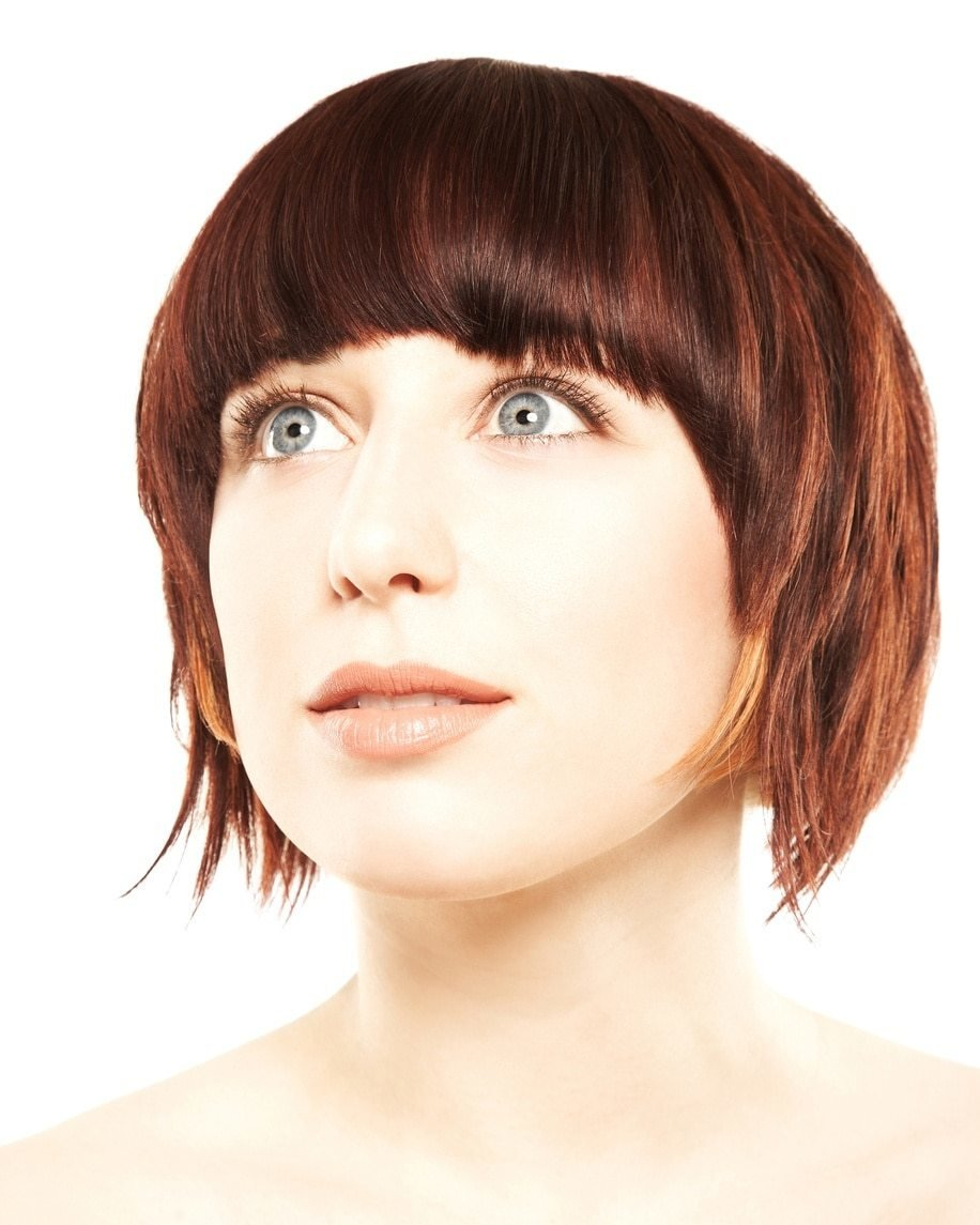 The Best A Line With Bangs Hairstyles And Trends To Try Out Pictures