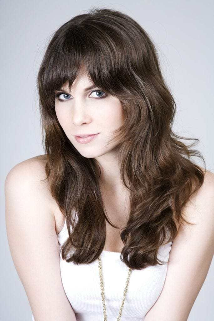 The Best Wavy Hair With Bangs Easy And Stylish Hairstyle Ideas To Inspire Pictures