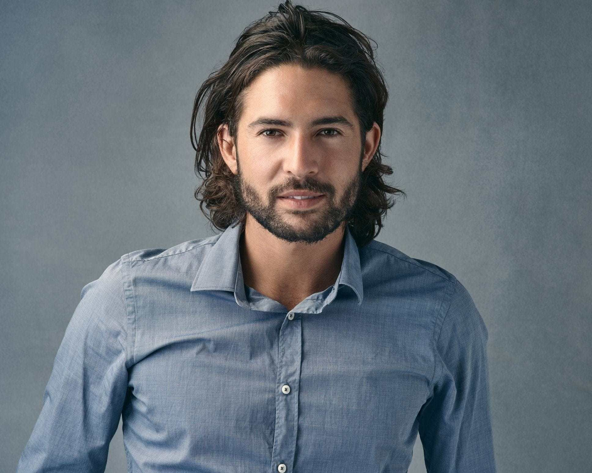 The Best Long Hairstyles For Men With Thick Hair 21 Easy Style Ideas Pictures