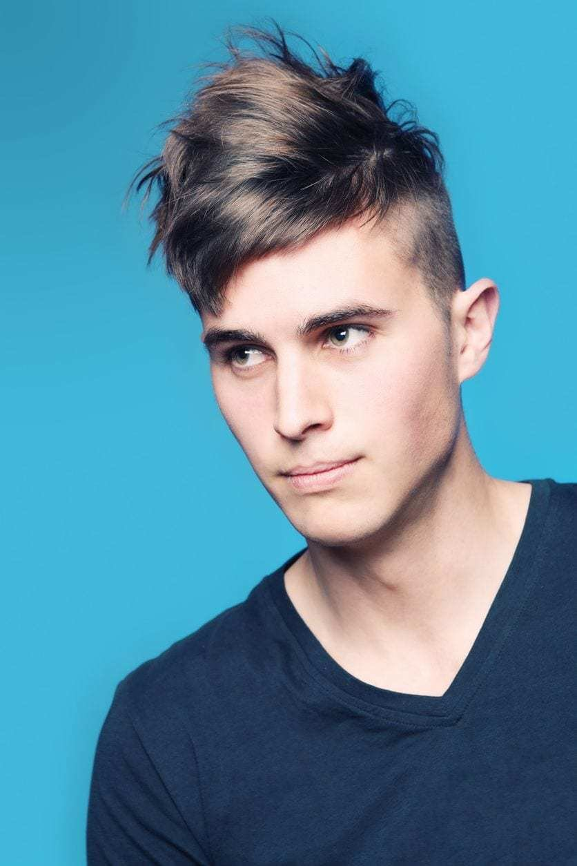 The Best Easy Hairstyles For Guys 20 No Fuss Hairstyles And Haircuts Pictures