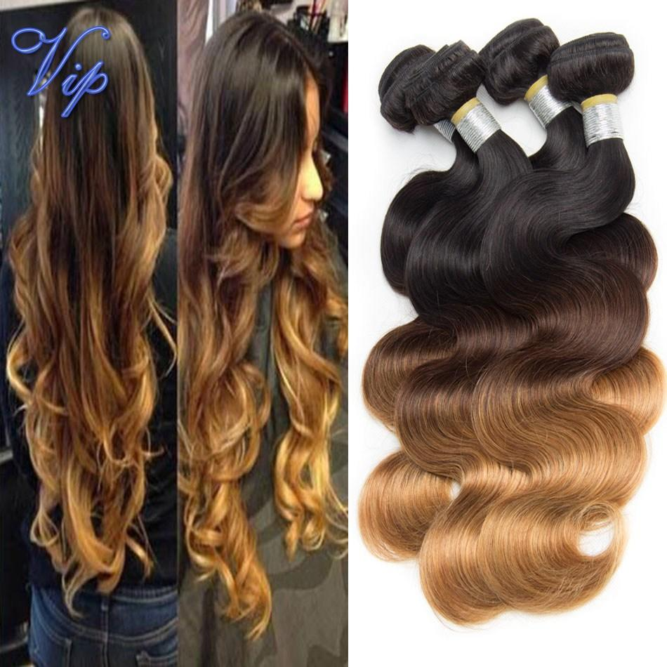 The Best Aliexpress Com Buy Ombre Brazilian Body Wave V*Rg*N Hair Pictures