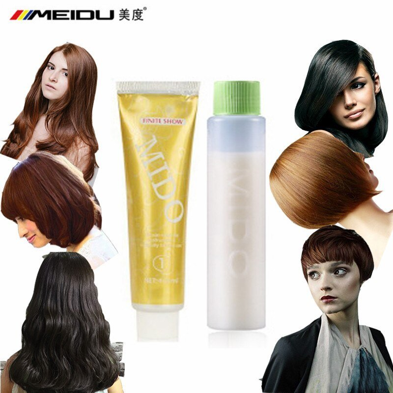The Best Aliexpress Com Buy Professional Permanent Hair Dye Pictures