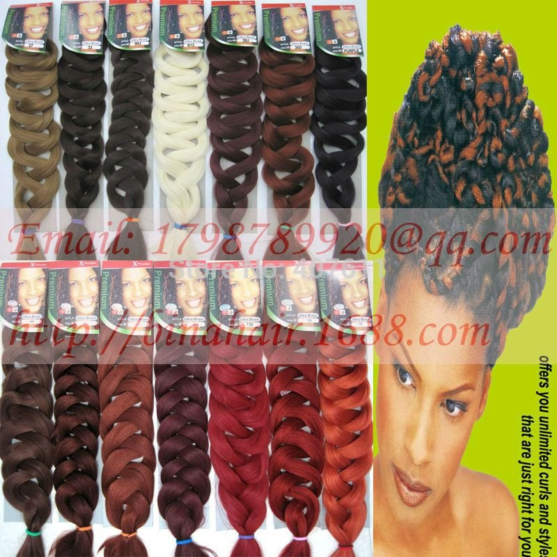 The Best Xpression Braid Hair Extension Color6 Braid Ultra Braid Pictures