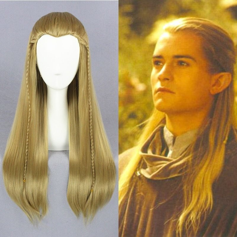 The Best The Lord Of The Rings Legolas Hairstyle Long Straight Men Pictures
