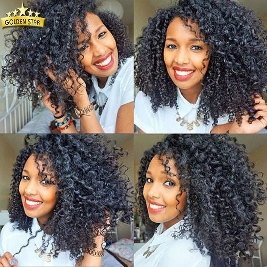 The Best 6A V*Rg*N Brazilian Curly Hair 2Pc 1B Brazilian Curly Pictures