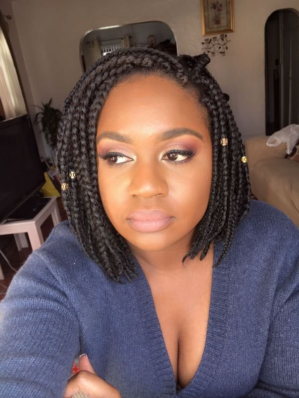 The Best Box Braids Hairstyles Hairstyles With Box Braids Pictures