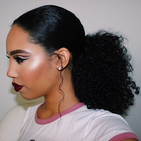 The Best Black Girl Ponytail Styles 26 Ponytail Hairstyles For Pictures