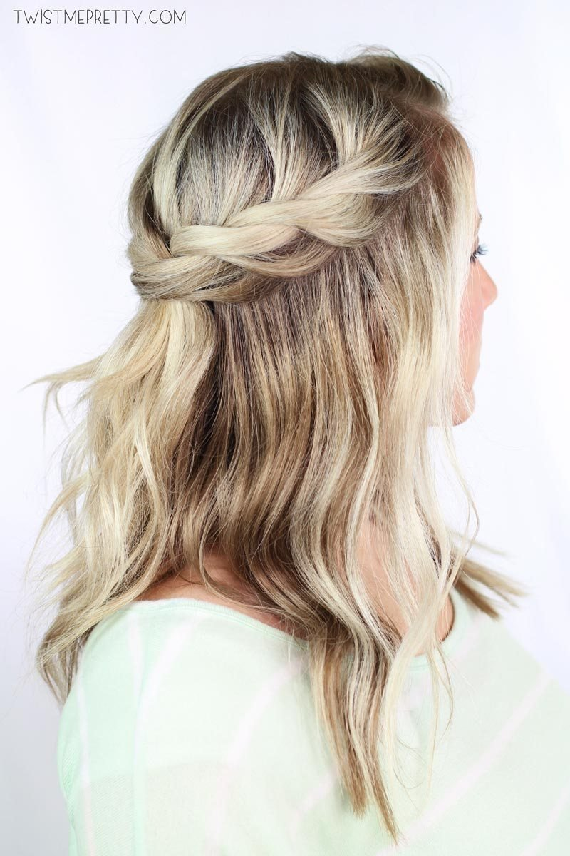 The Best 9 Beautiful Hairstyles For Special Occasions Pictures