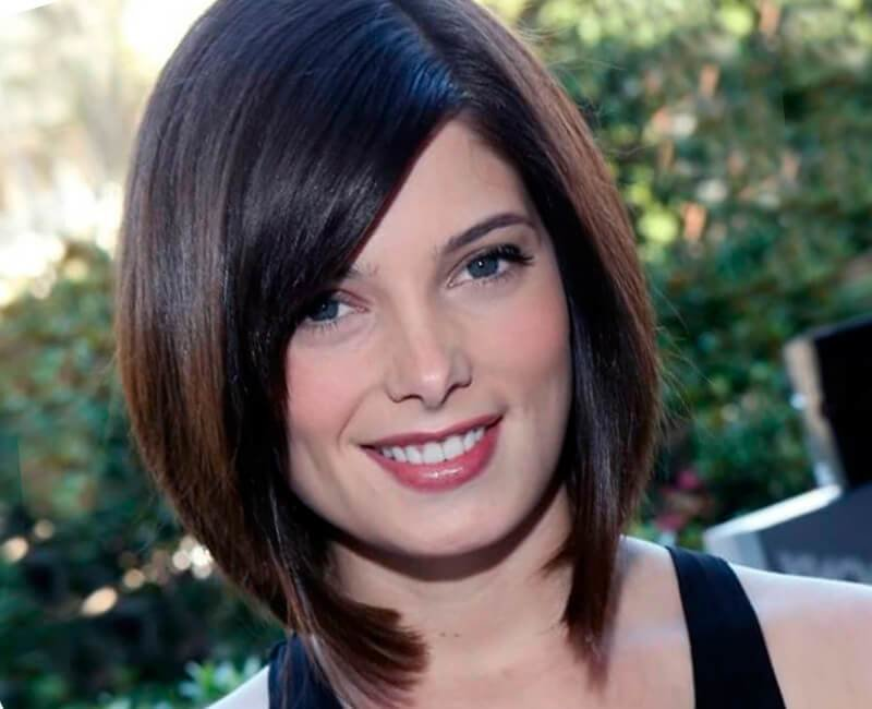 The Best Best Hairstyles For A Round Face Pictures