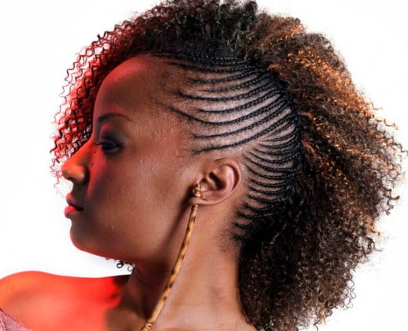 The Best Natural Hairstyles For African American Women And Girls Pictures