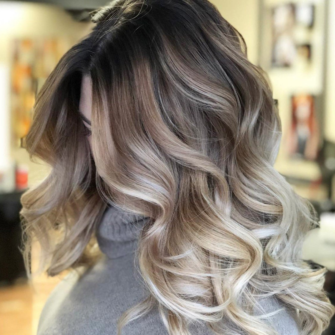 The Best Toning For Balayage Highlights—What You And Your Pictures