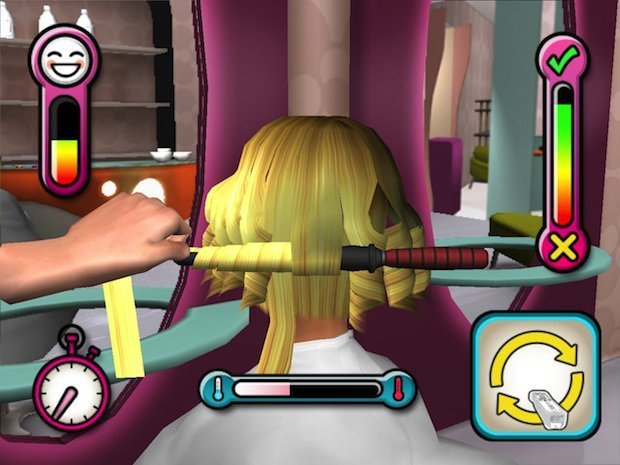 The Best They Seriously Made A Hair Cutting Game Pictures