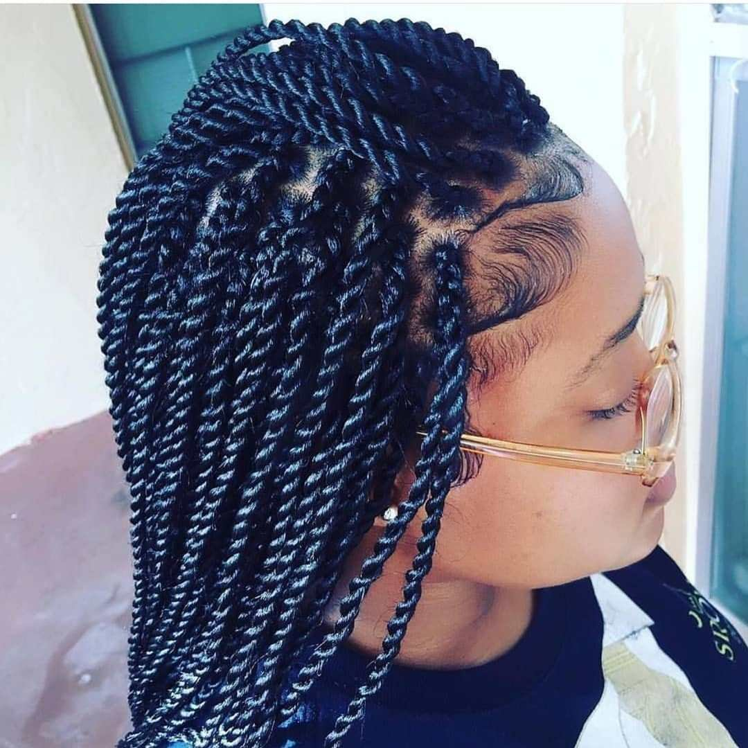 The Best Natural Hairstyles Braids 2018 Jiji Ng Blog Pictures