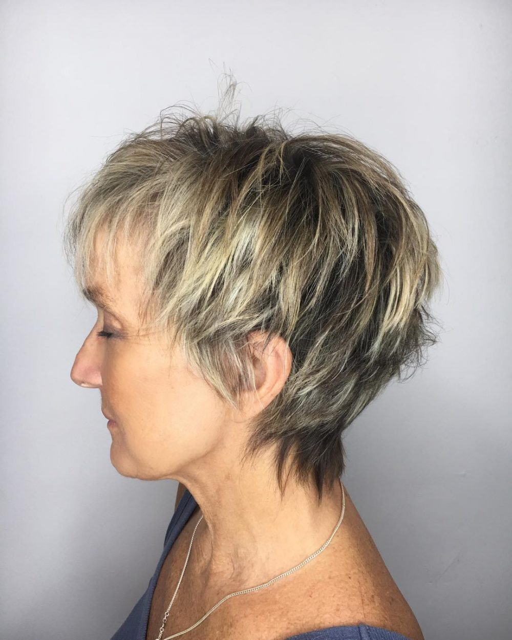 The Best Top 22 Choppy Hairstyles You Ll See In 2019 Pictures