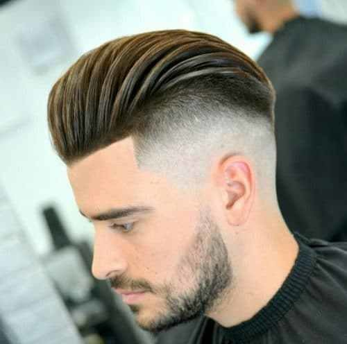 The Best 46 Best Men S Fade Haircuts In 2019 Every Type Of Fade Pictures