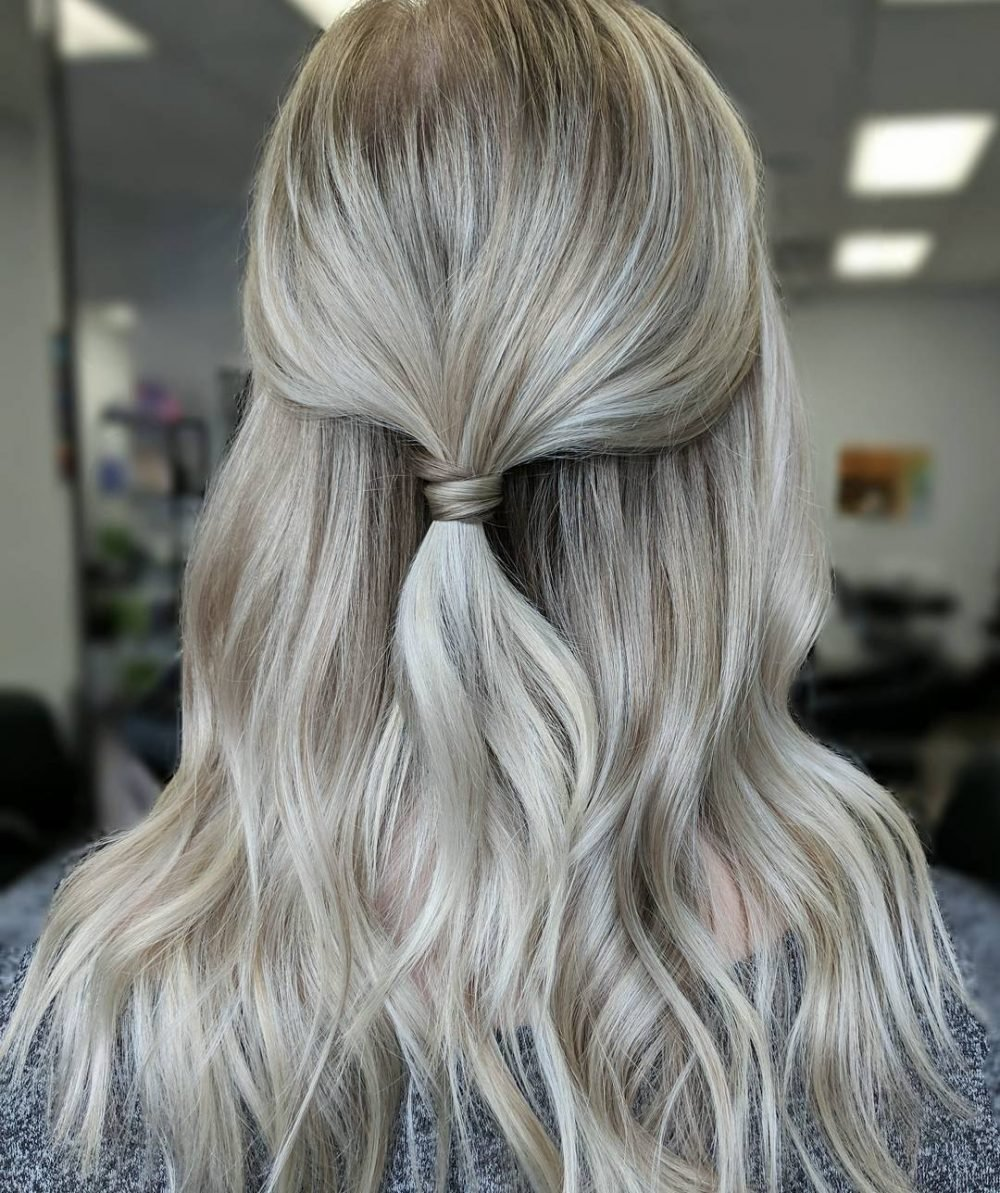 The Best 19 Simple Hairstyles That Are Super Easy Trending In 2019 Pictures
