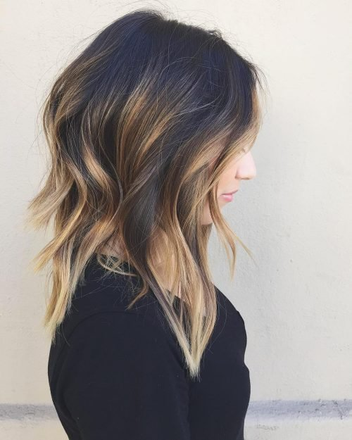 The Best 22 Perfect Medium Length Hairstyles For Thin Hair In 2019 Pictures