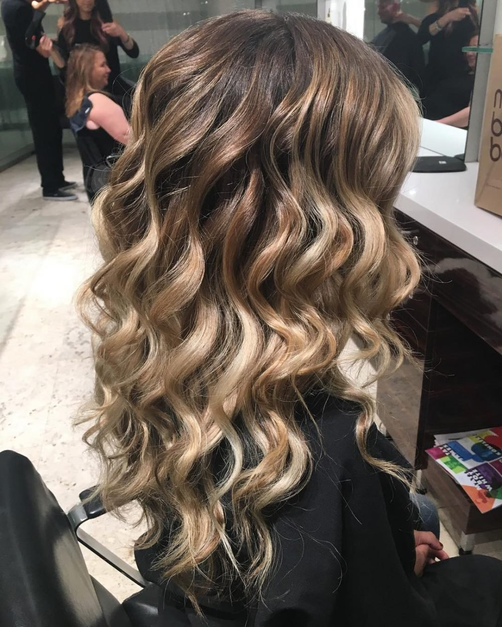 The Best 18 Stunning Curly Prom Hairstyles For 2019 Updos Down Pictures
