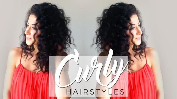 The Best Easy Hairstyles For Curly Hair Tips – Luxy Hair Pictures