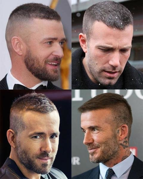 The Best Haircuts For Men With Thinning Hair Or Receding Pictures