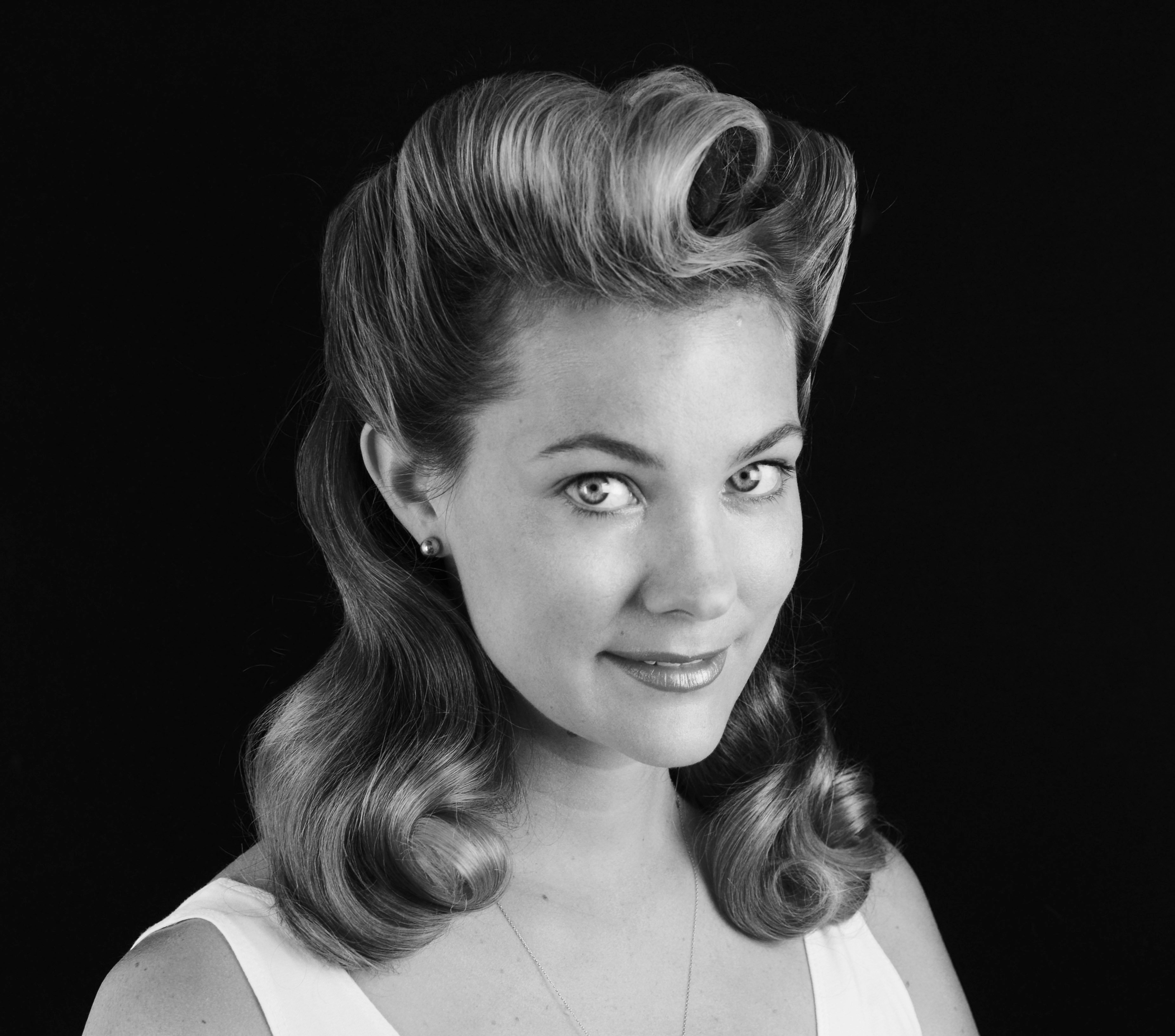 The Best Get The Look 1940 S Hair The Beachwaver Co Pictures