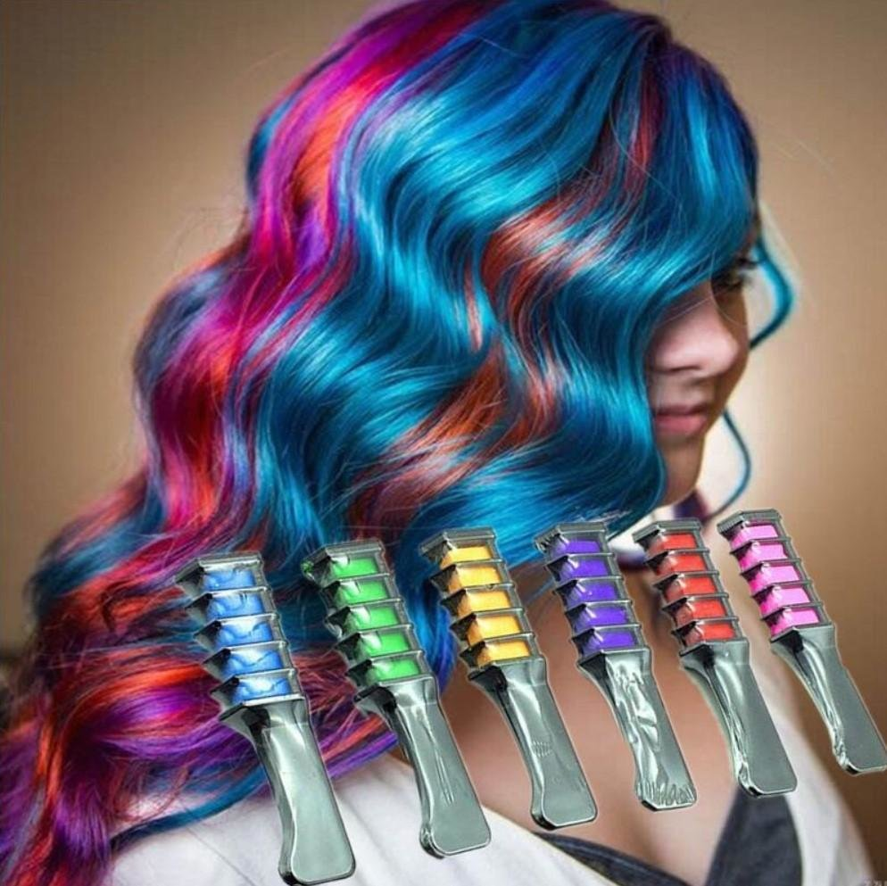 The Best Lana Temporary Hair Dye Comb – Vorini Pictures