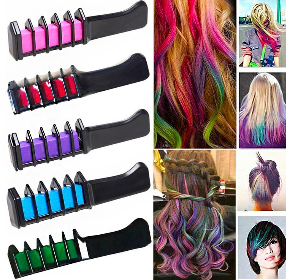 The Best Beautifying Temporary Hair Dye Comb – Twiggydeals Pictures