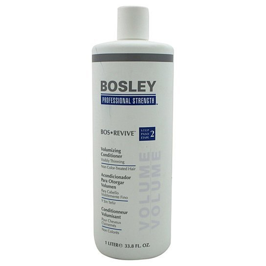 The Best Buy Bos Revive Volumizing Conditioner For Visibly Thinning Pictures