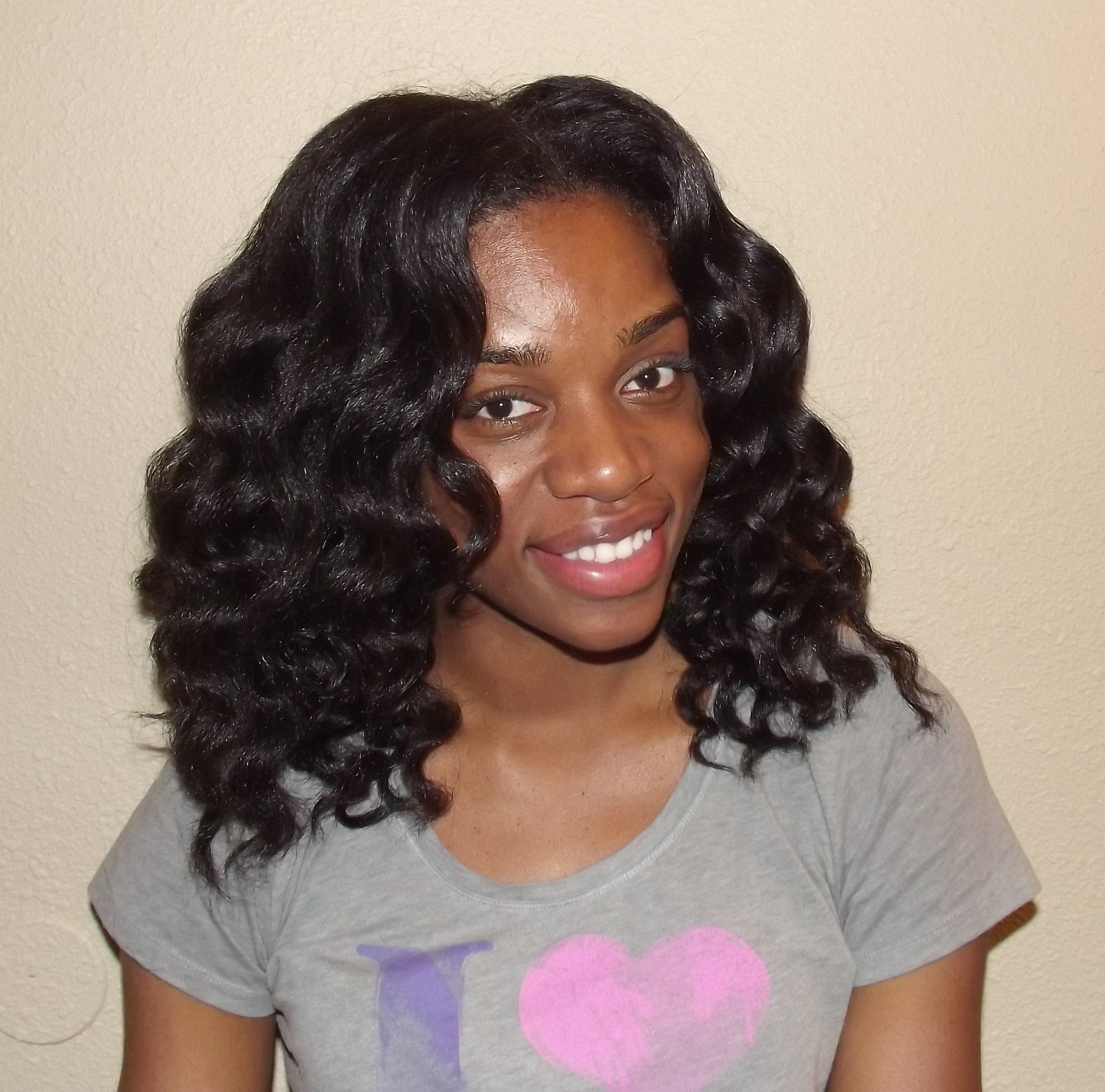 The Best Using A Curl Wand On Natural Hair Curlplease Pictures