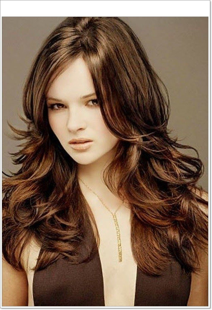 The Best Choppy Layered Haircuts For Medium Length Hair To Give You Pictures