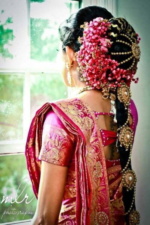 The Best 29 Amazing Pics Of South Indian Bridal Hairstyles For Weddings Pictures