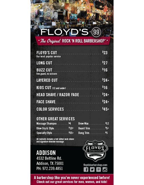 The Best Floyds 99 Barbershop – Harmony Design Pictures