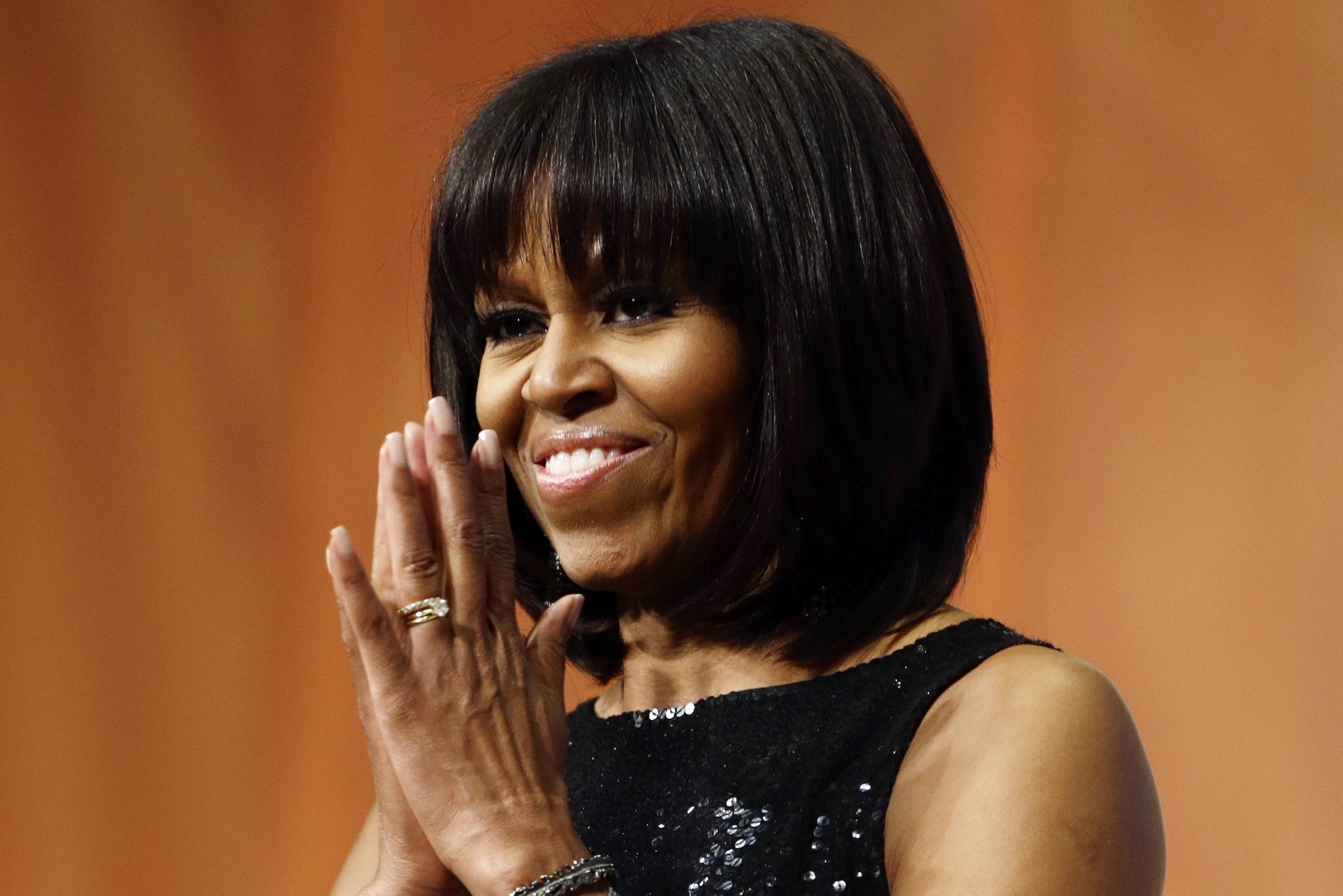 The Best Michelle Obama's Hair The Inside Story Pictures