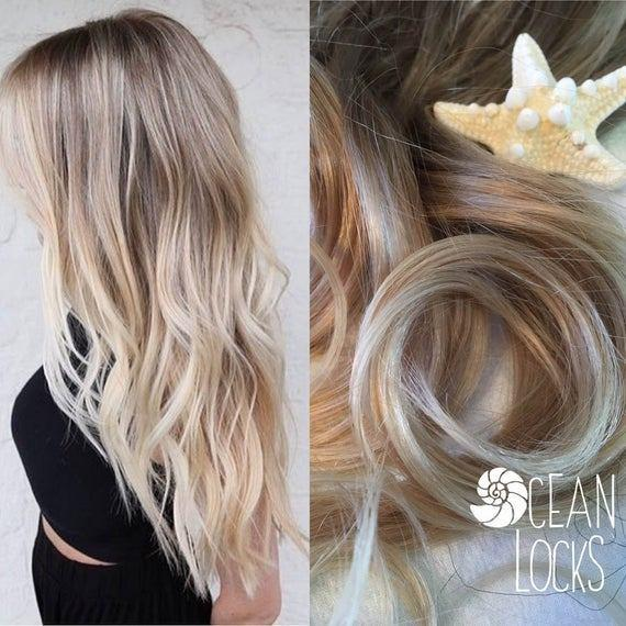 The Best Ombre Hair Extensions Full Set Balayage Hair Extensions Pictures